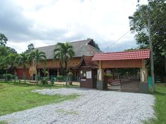 The Orang Asli Museum in Malacca.