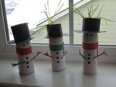 Almost Unschoolers: craft projects