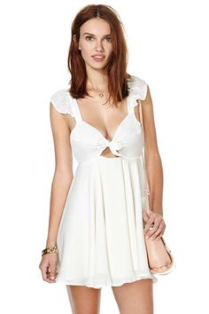 Nasty Gal Set Sail Dress