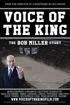 Now Out On DVD: Voice Of The King: The Bob Miller Story – You Could Win A Copy!