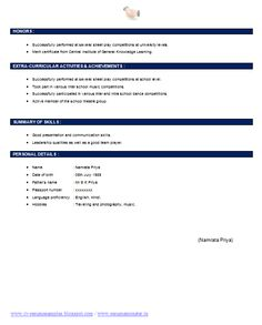 Company Secretary Resume Sample Doc | Career | Pinterest ...