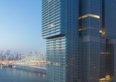 OMA completes De Rotterdam building | architecture | Dezeen