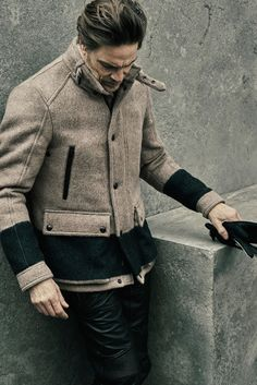 Belstaff 2015 Fall/Winter Collection