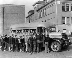 old school bus
