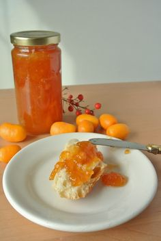 Kumquats, they're like mini oranges with an interesting name. Kumquat marmalade is a delicious spread to make in the Spring, homemade is always best.