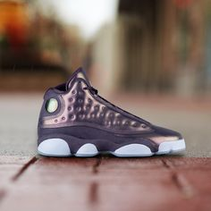 Time to shine. The newest addition to the Heiress Collection, the girls' Jordan Retro 13, is available now.