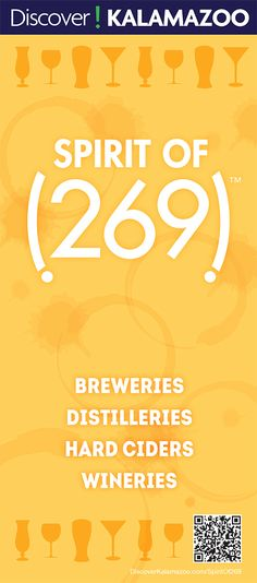 Spirit of 269 - Discover breweries, distilleries, hard ciders and wineries in the 269 area Distillery, Brewery, Stuff To Do, Things To Do, Off The Map, Wineries, Spirit, Tips, Things To Doodle