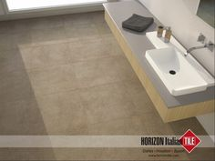 You can have new, modern HORIZON Italian TILE to brighten up any room #HIT #Tile #Design