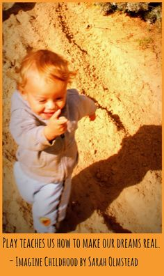 Inspired by Imagine Childhood -- How do you encourage play?