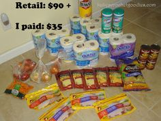 How To Start Couponing, Couponing For Beginners, Couponing 101, Extreme Couponing, Save My Money, Ways To Save Money, Money Tips, Money Saving Tips, Money Savers