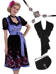 dirndl for a sophisticated lady