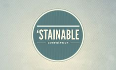 Sustainable Consumption | #logo