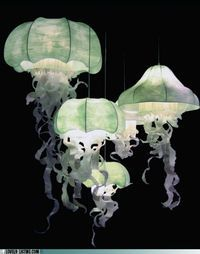 jellyfish decor