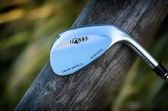 TW-W FORGED by Honma Golf has got some serious trailing edge grind!  none of those pansy grinds that barely help open the face.  #golf #tourspecgolf #honmagolf