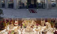 تشریفات عروسی | خدمات مجالس ارکیده Table Decorations, Furniture, Home Decor, Homemade Home Decor, Home Furnishings, Decoration Home, Arredamento, Dinner Table Decorations, Interior Decorating