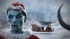 ArtStation - Christmas is Coming, Gustaf Sidén