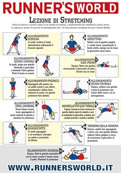 stretches for runners | ... di stretching | Running Blog by Passion Fitness – Blog sul running