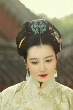 Ming Dynasty Hair and Makeup
