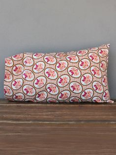 idlewild: vintage punch pillowcases | RedInFred