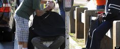 HARTFORD, Conn. -- An 82-year-old barber who has been giving free haircuts to the homeless in exchange for hugs for 25 years was granted permission by the mayor Thursday to keep working in a city park, despite orders to leave from police and health officials.