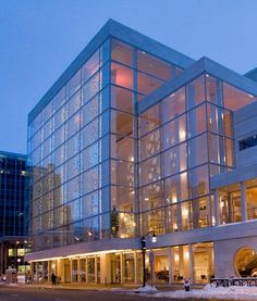 Overture Center. Madison, Wi - Went to see B.B. King, Lyle Lovett and the play Litttle Women!