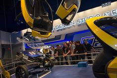 Epcot - Peek Inside The New Test Track Presented by Chevrolet with Imagineers & Chevrolet Design