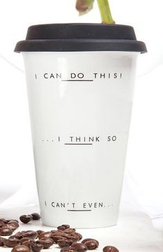 I Can Do This Travel Mug - Harper East Boutique