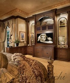 old hollywood interior decorating | Residential Interior Design | Perla Lichi InternationalPerla Lichi ...