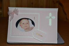 Christening card for Neiva
