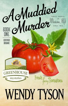 A Muddied Murder by Wendy Tyson is the first book in A Greenhouse Mystery series.  Check out my review of this new cozy mystery! http://bibliophileandavidreader.blogspot.com/2016/06/a-muddied-murder.html