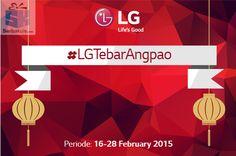 Kontes LG Tebar Angpao Berhadiah LG G3 & Nexus 5 - Wah... sebentar lagi udah mau imlek nih sob. Dalam rangka menyambut Hari Raya Imlek, LG Mobile Indonesia mengadakan kontes foto bertajuk LG Tebar Angpao. Ada berbagai hadiah menarik yang bisa kamu dapatkan sob