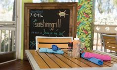 Rise and shine at the Sunshine Grill. Grill Breakfast, Porch Swing, Outdoor Furniture, Outdoor Decor, Sunshine, Home Decor, Decoration Home, Room Decor, Porch Swings