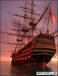 HMS Victory - $7.48