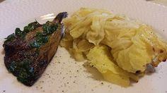 soul food: Involtino di verza con patate e Baccalà