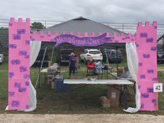 relay for life campsite decorating ideas