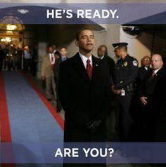 President Barack Obama....