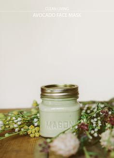 Sincerely, Kinsey: Avocado Face Mask // Clean Living