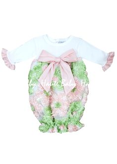 Haute Baby Ava Grace Gown