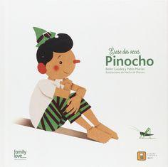 """Apego, Literatura y Materiales respetuosos: """"Érase dos veces...Pinocho"""""""