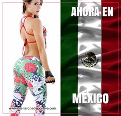 Seguimos ampliando nuestro territorio OLA-LA ropa deportiva !!! Ahora somos Ola-la México. Visita la fans page de ropa deportiva...  BUSCANOS como Ola-la Ropa Deportiva Colombiana Mexico.  Contácto Whatsapp 664 314 6376.  Somos moda deportiva, que te permite libertad en cada uno de tus movimientos... siempre bella, siempre OLA-LA !!!  #Distribuidor #México #Fashion #GYM #Ecommerce #Online