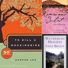 Required Reading Book List, High School Style