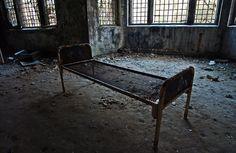 Hôpital militaire de Beelitz, Allemagne