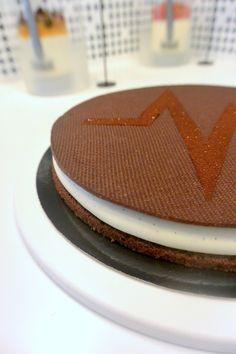 "Fantastik ""French biskuit"" (cacao, vanille, orange et passion). Christophe Michalak"