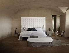 Volage bed, designed by Philippe Starck for Cassina