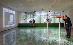Stuttgart 21 – Our Green City, Stuttgart by Atelier Bruckner
