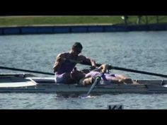The Pain Contest - An Insight into University Rowing - YouTube