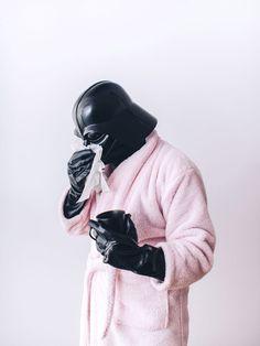 The Daily Life of Darth Vader by Paweł Kadysz