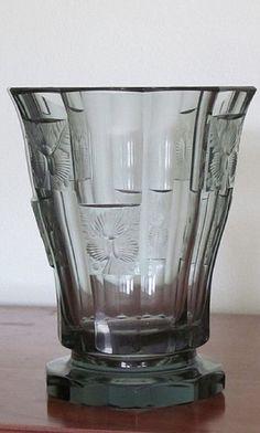 Art Deco Vase Josef Hoffmann
