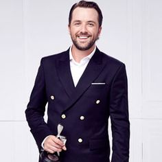 Darren McMullen Host: The Voice, TV presenter, actor  For the last two years I've employed the services of Germanicos to help me look sharp for The Logies.  They never fail to deliver an astounding suit, in record time. I've never had so many positive comments on my suits before.  I won't be going anywhere else from now on.