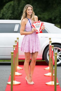 No Repro Fee 7-9-2015 Picture shows Vogue Williams launching the JUST EAT National Takeaway Awards– recognising and celebrating excellence in the take-away restaurant industry.Consumers have the opportunity to nominate their favourite restaurant and win free takeaway for a year JUST EAT, Ireland's leading online and mobile marketplace for takeaway, today announced details of the JUST EAT National Takeaway Awards. The awards are the first in Ireland to recognise the importance of the…